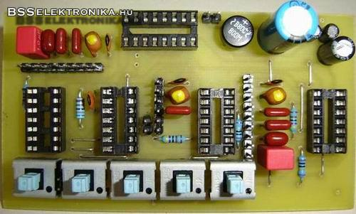 Impulzus elektronika